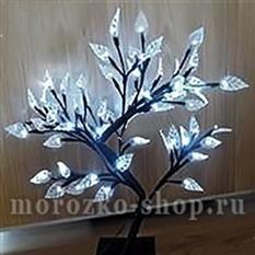 Светодиодное мини дерево Бонсай Листья