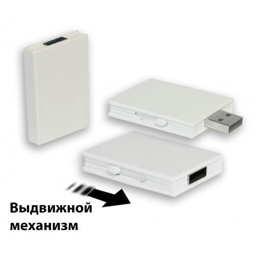 Флеш накопитель (4 Гб) для нанесения вашего изображения