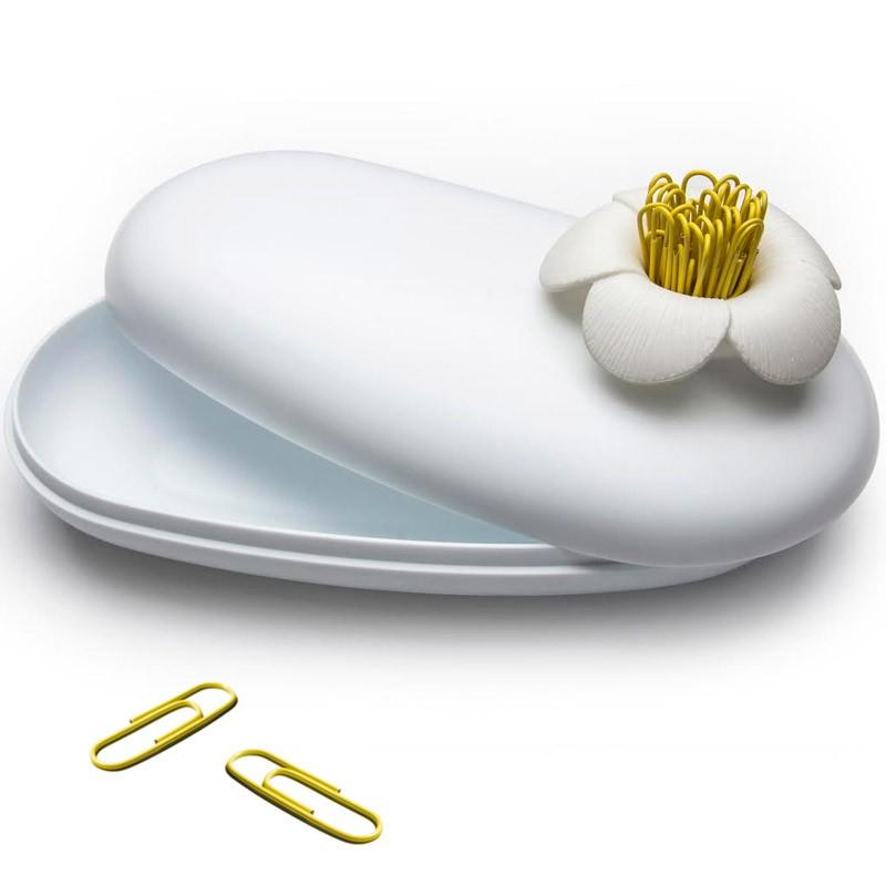 Пенал-шкатулка Blossom белый