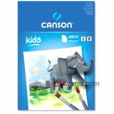 Склейка для детского творчества Canson Kids А4