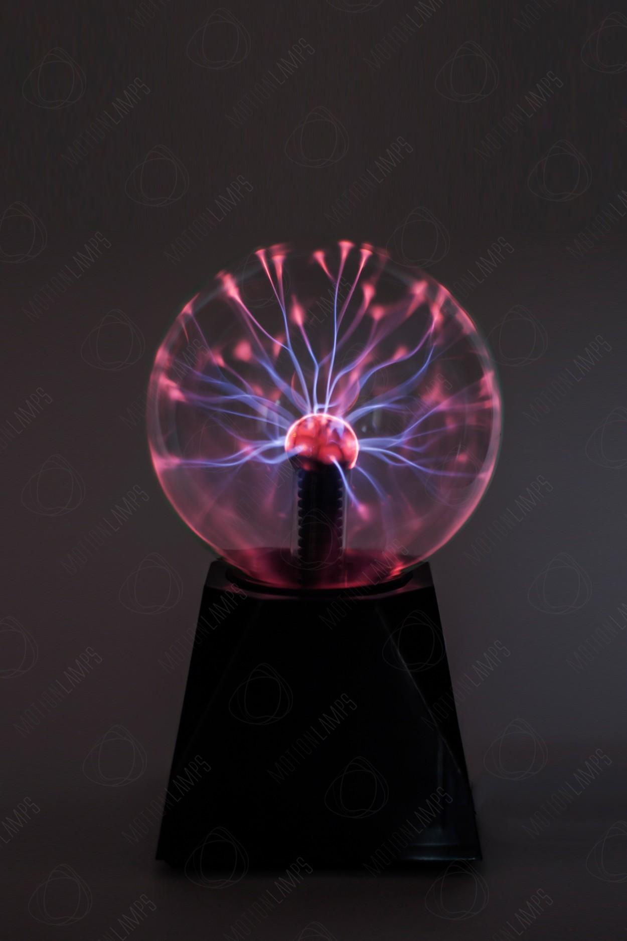 Электрический плазменный шар Audio