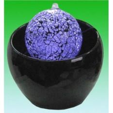 Фонтан Магический шар фиолетовый