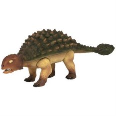 Игрушка-фигурка динозавр Jurassic Hunter Анкилозавр