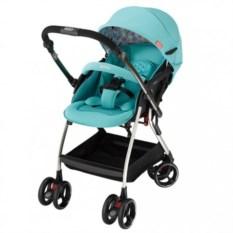 Детская коляска Aprica Optia (цвет: бирюза)