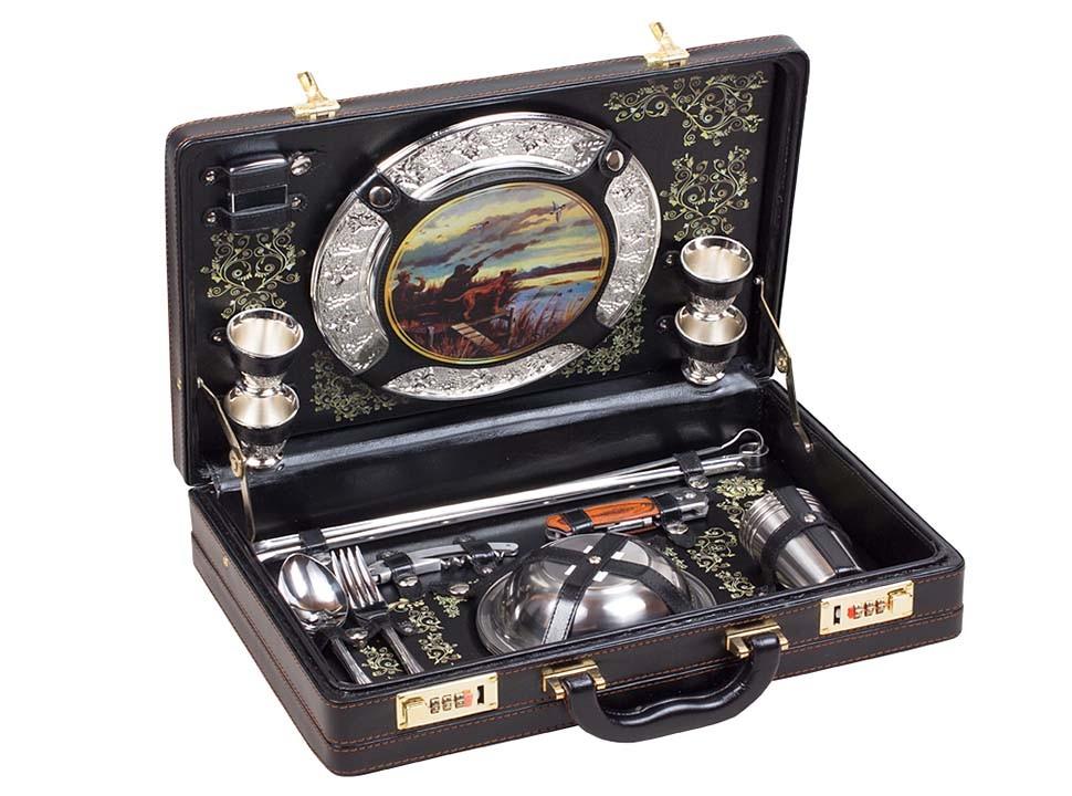 Подарочный набор для пикника «Турист-2» на 4 персоны