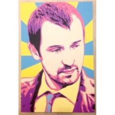 Поп арт портрет 40х60 см.
