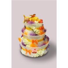 Торт из памперсов Сладкий сон