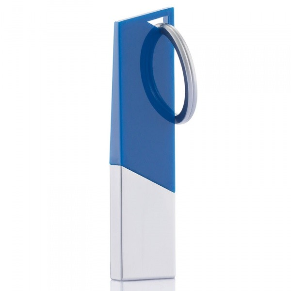 Флешка 4 Гб Stick, голубая