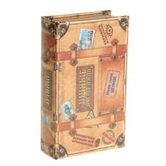 Книга-сейф из дерева Личные накопления