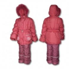 Детский зимний комплект из куртки и штанов