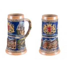 Пивная коллекционная кружка «Люксембург»