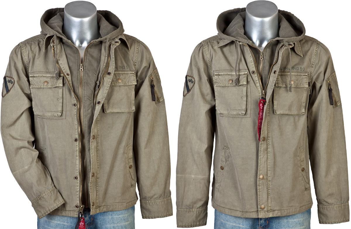 Куртка Blade, Alpha Industries