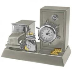 Настольные часы Банк