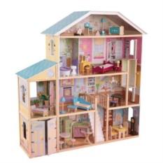 Большой кукольный дом для Барби Великолепный особняк