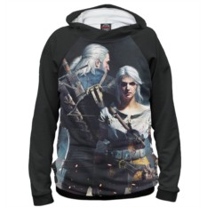 Худи Print Bar The Witcher