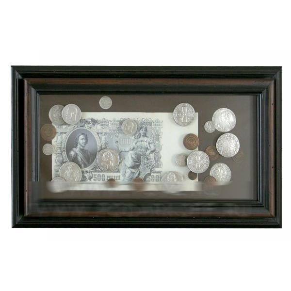 Панно «Монеты»