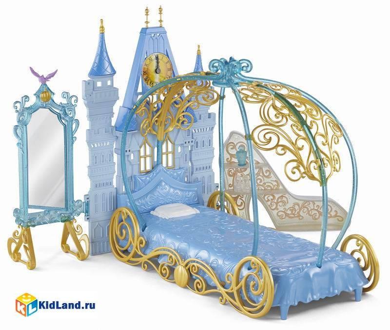 Игрушка Disney Princess Спальня для Золушки