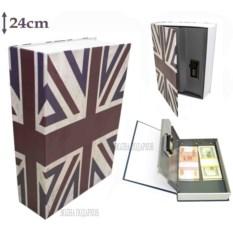 Книга-сейф с кодовым замком Britain (высота 24 см)
