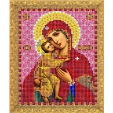 Набор для вышивания Пресвятая Богородица Феодоровская