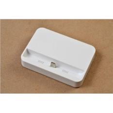 Белая док-станция для iPhone 6 Plus