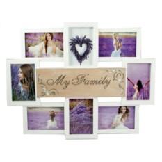 Фоторамка-коллаж Моя семья