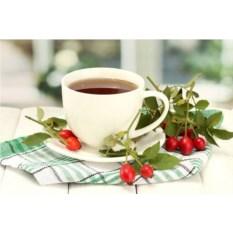 Чай для заваривания с сушеным шиповником «Живая ягода»