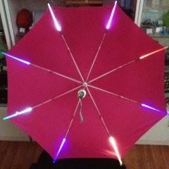 Зонт Барби с подсветкой