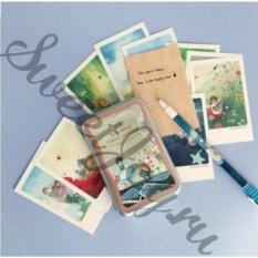 Набор мини-открыток Kim Min Ji Alice