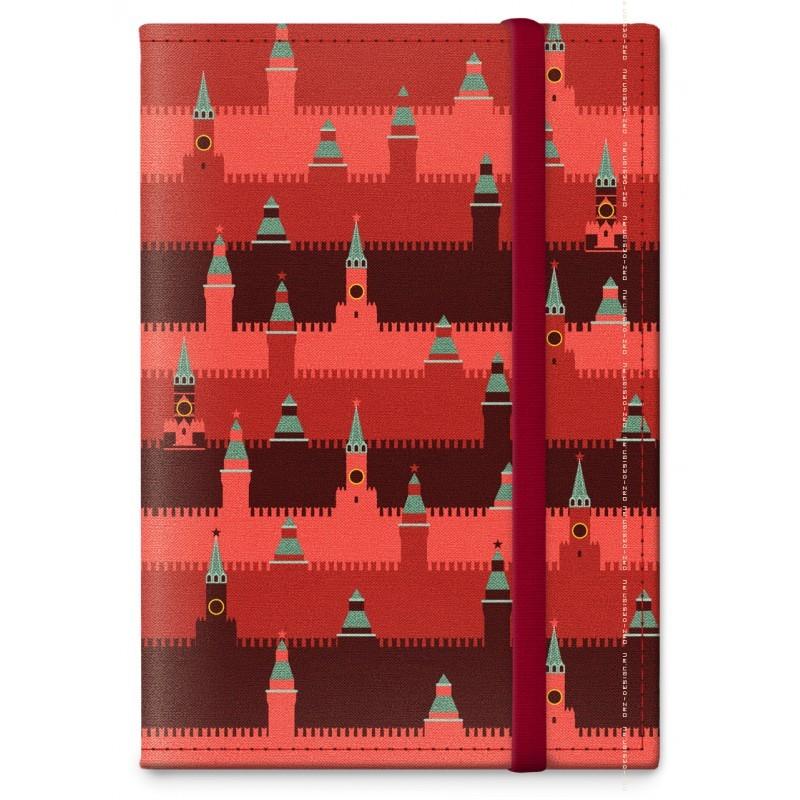 Обложка на паспорт Кремль