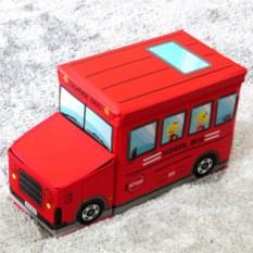 Автобус для хранения игрушек