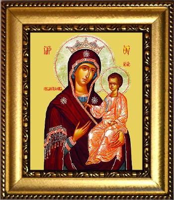 Икона Божьей Матери Избавительница от бед страждущих