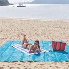 Пляжный коврик Антипесок