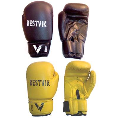 Перчатки боксёрские BESTVIK