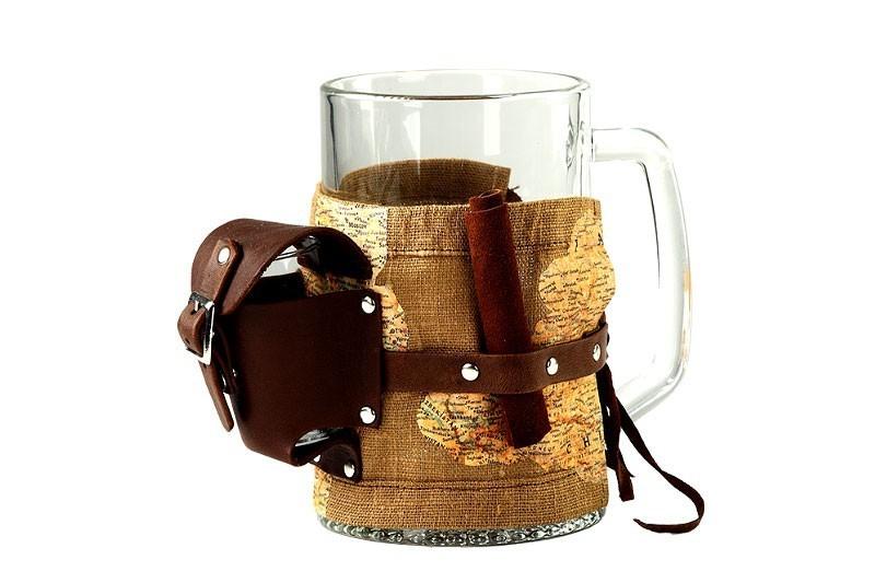 Бокал «Где пиво там и Родина»