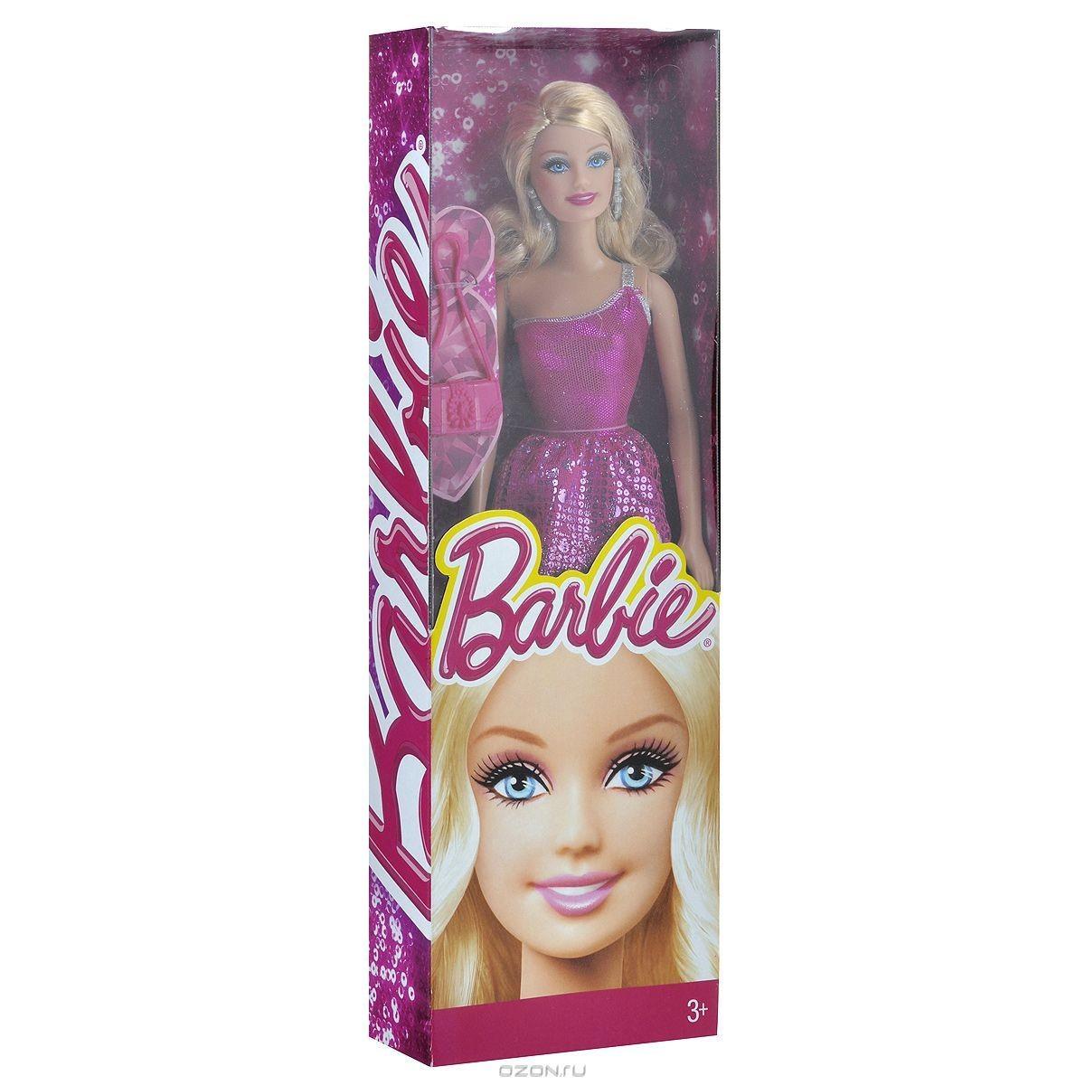 Кукла Барби. Сияние моды