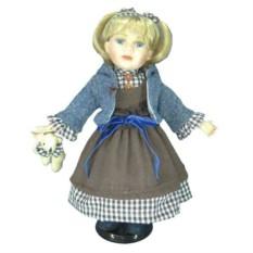 Фарфоровая кукла Катюша