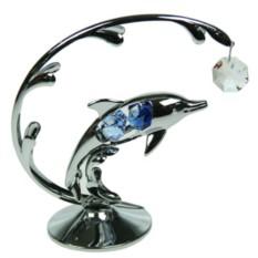 Декоративная композиция Дельфин