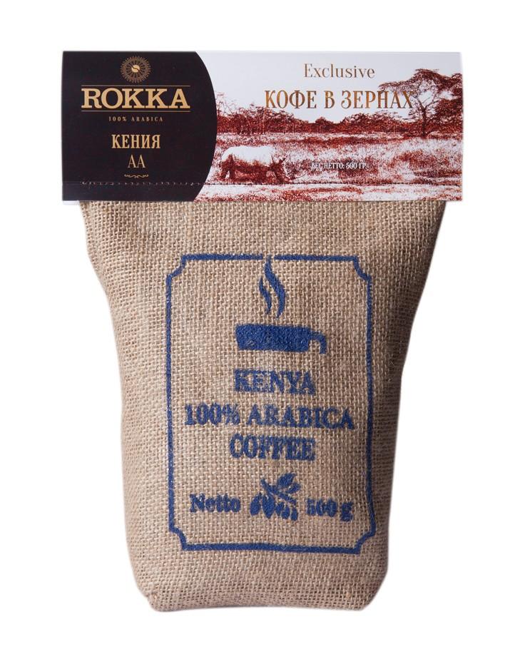 Кофе Кения AA