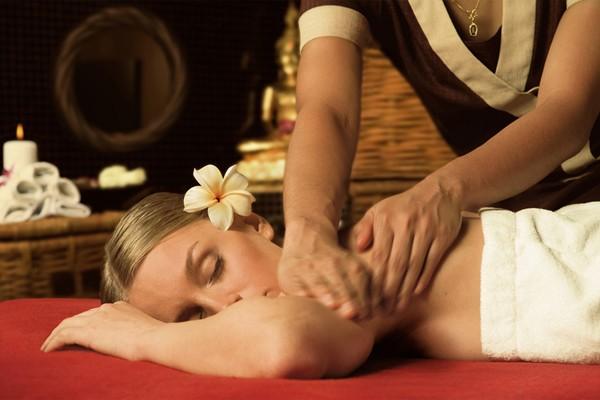 Тайский массаж спины - 30 минут
