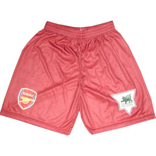 Трусы игровые Arsenal