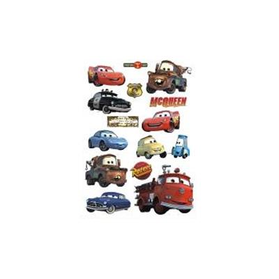 Наклейки на стену Cars