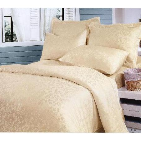 Комплект постельного белья NICE (желтый)
