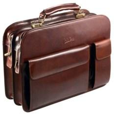 Кожаный портфель Совершенство Giulio Barca