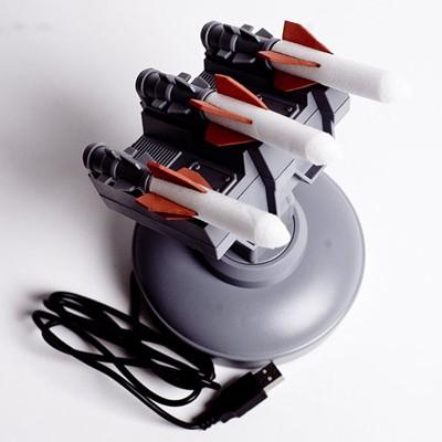 USB ракетница - порази соперника!