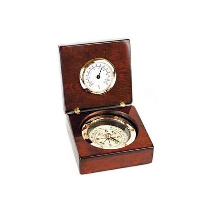 Компас с термометром «Сен Мартен»