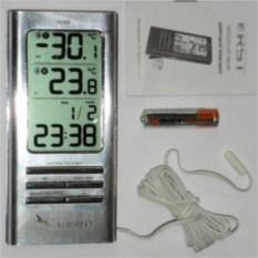 Цифровой термометр Дом-улица