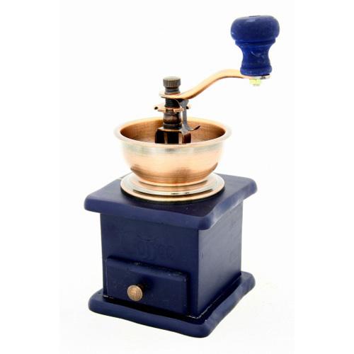 Ручная кофемолка «Синяя»