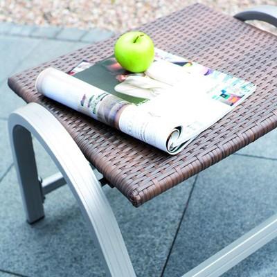 Табурет-столик Basic Nature