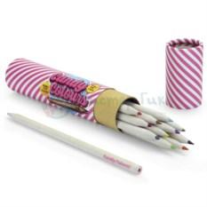 Набор ароматизированных карандашей Сandy Colours (12 шт.)