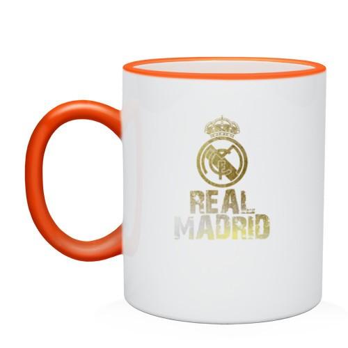 Кружка с кантом Real Madrid